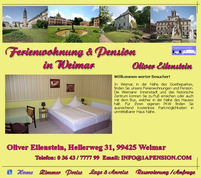 1A-Pension Weimar